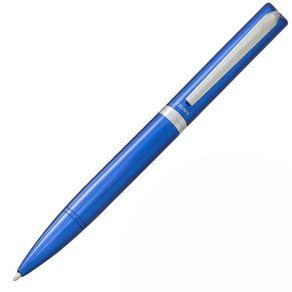caneta-crown-platinum-esferografica-azul-de-frente