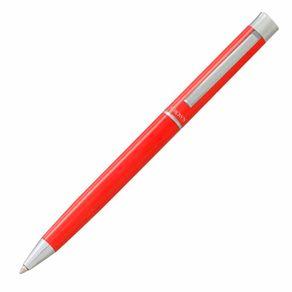 caneta-crown-arezzo-esferografica-vermelha-de-frente